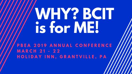 PBEA Conference 2019